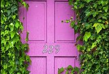 One door opens / by Leslie Bailey