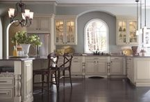 Elegant Style Cabinets / by MasterBrand Cabinets