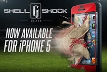 Screen Protectors  / This may be the best iPhone/iPod Touch screen protector yet! Shell Shock: G-Class  $39.99 for the front/ $49.99 for the front & back. Introducing the Cellairis Shell Shock™: G-Class- a new series of highly durable screen protectors for the iPhone 4/4s and iPod Touch 4! The Shell Shock: G-Class is made from an impact resistant tempered glass for protection you can feel and durability you can trust.  The Shell Shock: G-Class - Ultimate Screen Protection. / by Cellairis