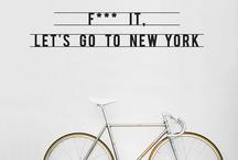 I <3 NY / by Jo Bowden