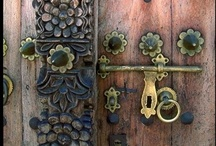 Old doors and tiles / by Yasmeen K