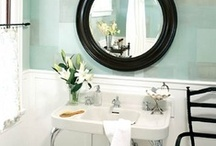 Unfolding Fashion: Mint / From nail polish to home furnishings the color mint is trending for 2013. Not only as a pop of color but as a new complement that works great with a variety of different colors. / by MasterBrand Cabinets