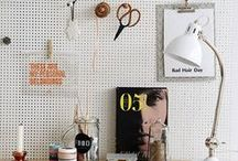 favorite office accessories x uncovet picks / We teamed up with Domino Magazine to pick our favorite office accessories to inspire your workplace! / by heather lipner
