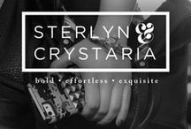 Sterlyn & Crystaria / by Cellairis