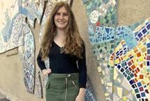 College Fashionista: Accessories Report 2014 / by Brenna Cox