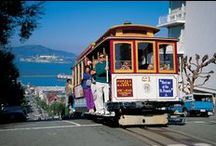 San Francisco I / Board closed at 999 pins - suggest follow my San Francisco II board. / by Andrew Trute