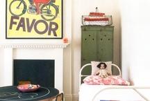 kids room / by rebecca grilli