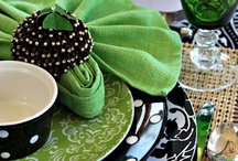 Tablescapes / by Pamela Mead