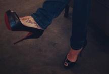Shoes / My best is always better in heels. / by Janine Susan