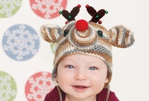 Christmas Crochet / by Sammy Field