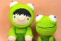 cute little crochet  / by Sammy Field