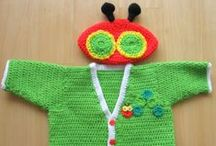 Baby Crochet / Ideas to make / by Sammy Field