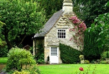 Cottages that Inspire the Writer / by Lena Aycaguer