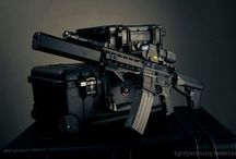 _-=GUNS=-_ / by Justin Kelso