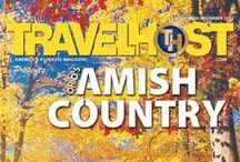 TRAVELHOST of Ohio's Amish Country / #1 Travel & Destination Magazine for Ohio's Amish Country / by TravelHost