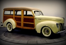 CLASSIC WOODIES / by Paul Henneforth