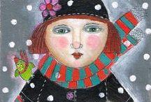 illustration / by Ирина Бойцова