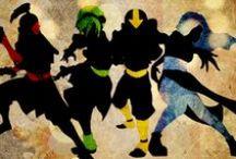 Team Avatar! / by Anna Boyd