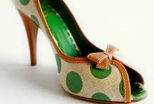 Fashion: Shoes! / by Kiki H.