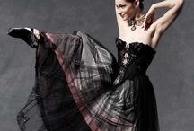 Fashion: Dresses & Gowns / by Kiki H.