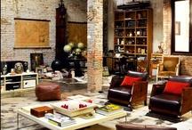 Home: Interior Inspiration / by Kiki H.