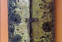 Art: Books & Journals / by Kiki H.
