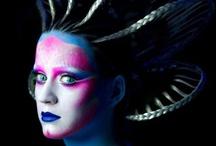 Fashion: Avant Garde: Hair/Makeup / by Kiki H.