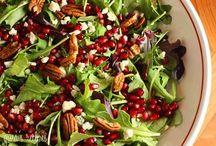 Salads / by Emma Hacker