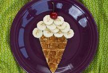 Food ideas for Halle :) / by Jill Nichole