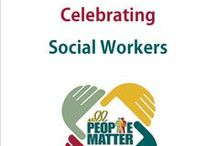 Social Work Month Resources - March 2014 / Resources being displayed in recognition of Social Work Month. / by McQuade Library