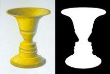 Now you see it.............. / Optical illusions ~ clever things to amuse and amaze or just puzzle over. / by Monica M Barker