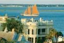 Palmetto Places / Favorite Places in my Home State / by Darrell E