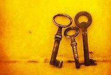 Keyed In / Opening doors, opening hearts, opening minds / by Lori Robertson
