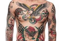 Tattoos / by Tyler Ward