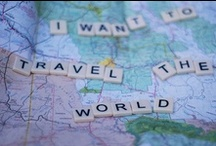 Travel <3  / Places for the family and I to go someday <3  / by Brittany Choquette