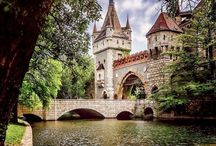 Castles and castle interiors / by Donna Eudy