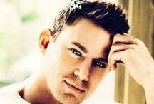 Channing Tatum - 3 Words...Oh My God!!! / by Kathy O'Malley