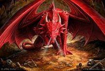 Myth & Fantasy / by Kushnir Zehava