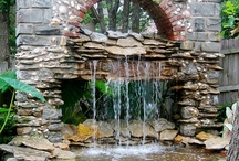 Outdoor spaces / Natural stone in it's native environment! / by Stone Brokers