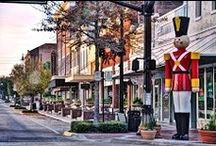 Explore Downtown DeLand / by Highland Park Fish Camp