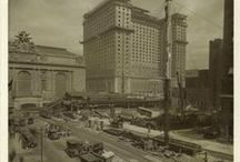 Hotel Commodore / Before Grand Hyatt New York, was Hotel Commodore. Built in 1919. Lot's of history in our walls! / by Grand Hyatt New York