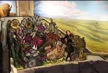 Kansas Art / Kansas-based artists and artisans. / by Flint Hills Discovery Center in Manhattan, KS