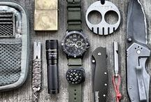 EDC / Essentials for your Everyday Carry.  After all, you never know when you'll need your EDC. / by Nitro-Pak