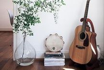 Home styling ideas / The nooks and crannies at home  / by Jaclyn Giuliano