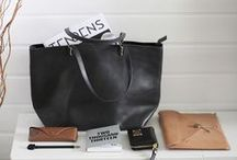 In the bag / The bags that complete the look / by Jaclyn Giuliano
