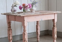 Shabby Chic Inspired / by Lucy Fleming