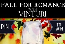"""Fall"" for Romance / Celebrate the fall season by pinning your favorite date night dishes, and you could win one of five Vinturi Wine Aerators ($40 value)! See full details here: http://ow.ly/ene4Z  / by Just A Pinch Recipes"