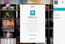Tablet UI | About / Tablet Design Inspiration / by Timoa