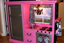 Play Kitchen / by Becky Williams