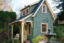 Tiny Houses / by Becky Williams